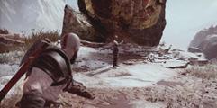 《战神4》1级装备闪躲及格挡女武神女王招式演示视频