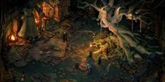 《永恒之柱2:死亡之火》秘密港口战斗过关方法 秘密港口战斗怎么过?