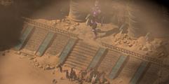 《永恒之柱2:死亡之火》峡口地图图示详解 潜民街怎么进入?