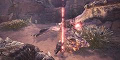 《怪物猎人世界》太刀bug实战视频演示 太刀bug好用吗?