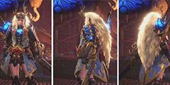 《怪物猎人世界》usj苍蓝星套实战视频分享 usj苍蓝星套好用吗?