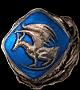 伫立龙徽戒指