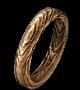 东方木纹戒指