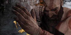 《战神4》最高难度维瑟嘉德火焰山怪手残向打法视频