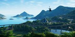 《侏罗纪世界:进化》米尔特岛20分种实机演示视频 游戏怎么样?