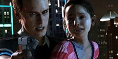 《底特律:变人》ps4和pro画面对比视频 画面差距大不大?
