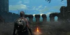 《黑暗之魂重制版》开局拿墓王剑及注火秘法视频攻略