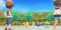 《精灵宝可梦 Lets Go 皮卡丘/伊布》游戏玩法介绍 游戏怎么玩?