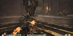 《战神4》最高战神难度全女武神无伤打法视频分享