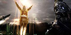 《黑暗之魂重制版》王城boss门口召唤玩家技巧 王城boss门口怎么召唤玩家?
