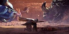 《怪物猎人世界》挑战炎妃龙视频分享 炎妃龙强不强?