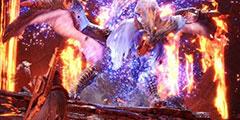 《怪物猎人世界》炎妃龙蓝火及核爆应对方法 炎妃龙大招怎么躲