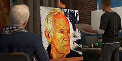 《底特律:变人》马库斯画作一览 马库斯能画哪些画?