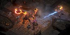 《永恒之柱2:死亡之火》挖掘场刺客战斗心得 挖掘场刺客怎么打?