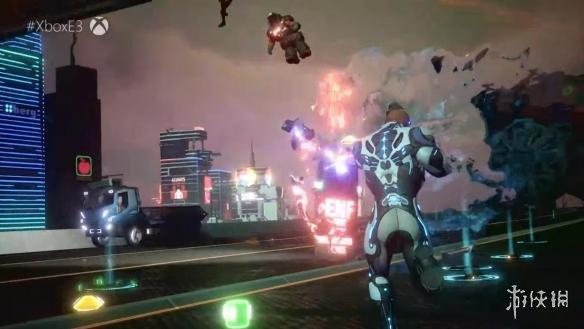 《除暴战警3》玩法演示视频 游戏怎么样?