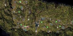 《孤岛惊魂5》dlc打火机在哪?dlc越南打火机位置标注