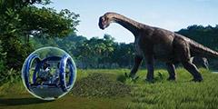 《侏罗纪世界:进化》陀螺球车建造方法 陀螺球车怎么建造?