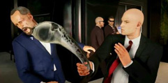 《杀手2》游戏赛车刺杀关卡实机演示视频 游戏好玩吗?