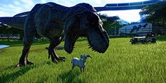 《侏罗纪世界:进化》pc和ps4画质对比视频分享 两者差距大不大?