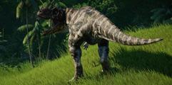 《侏罗纪世界:进化》三角龙VS角鼻龙战斗视频 三角龙VS角鼻龙谁强?