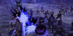 《无双大蛇3》华丽招式战斗演示视频 欧美版演示视频