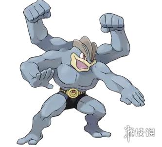 《pokemmo手游》怪力技能 怪力招式特性性格