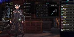 《怪物猎人世界》吸血太刀配装推荐 吸血太刀怎么配装?