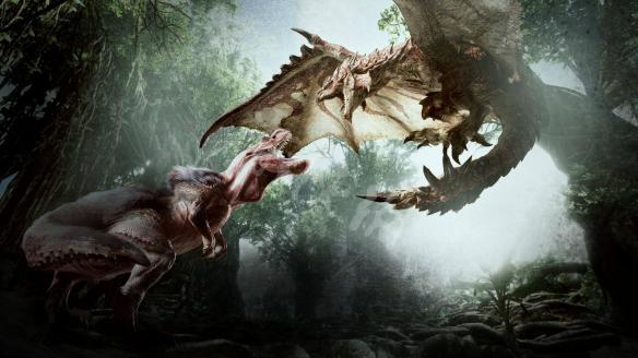 《怪物猎人世界》历战王尸套龙扩散重弩激进打法视频分享
