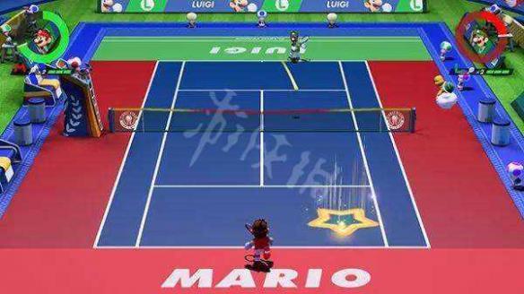 《马里奥网球Aces》全角色技巧接球方式视频分享 角色技巧接球都什么样?