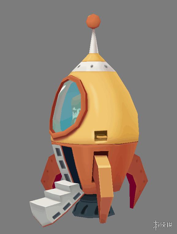 《迷你世界》新道具宇宙飞船介绍 新道具宇宙飞船作用图片