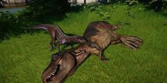 《侏罗纪世界:进化》与前作战斗场面对比视频 战斗有哪些进化?