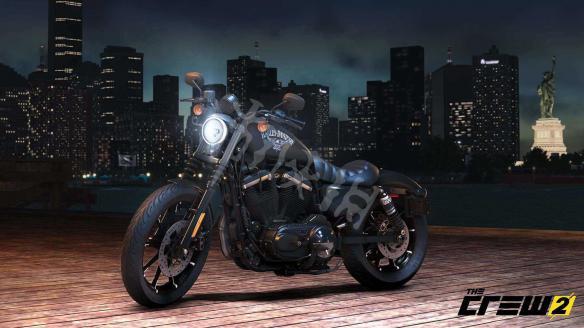 《飙酷车神2》摩托车跑山玩法演示 摩托车好玩吗?