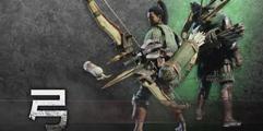 《怪物猎人世界》弓箭派生大全 全弓箭素材+派生路线详解