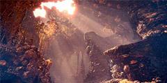 《怪物猎人世界》地脉黄金乡地图视频展示 地脉黄金乡地图怎么样?