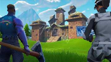 《堡垒之夜》限时模式玩法介绍 限时模式都有哪些玩法?
