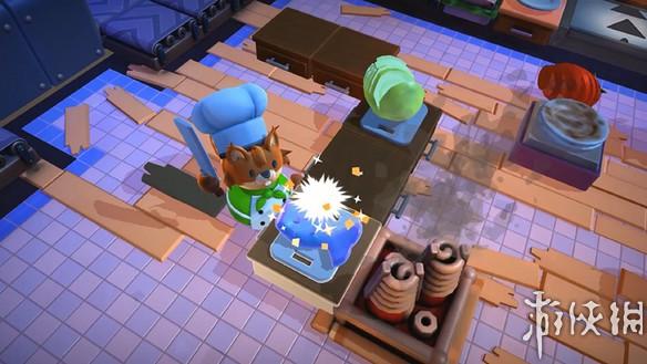 《煮糊了2》游戏实机演示视频 游戏怎么样?