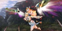 《无双大蛇3》雅典娜战斗实机演示视频 雅典娜战斗画面怎么样?