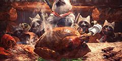 《怪物猎人世界》猫饭技能视频详解 猫饭怎么看?