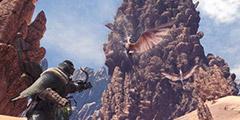 《怪物猎人世界》pc版最低画质效果视频演示 最低画质怎么样?