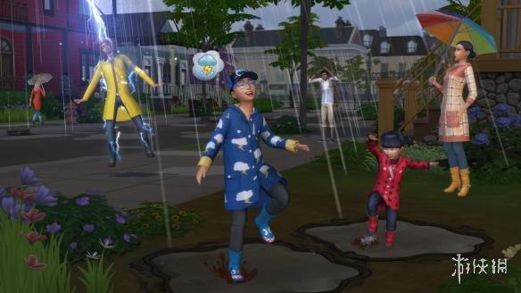 《模拟人生4》四季雨伞获得教程 四季雨伞怎么获得?