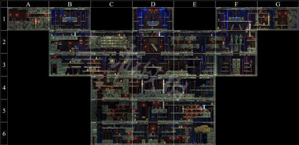 《穆拉纳秘宝2》地图大全 全关卡怪物分布+物品位置地图详解