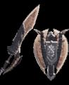 凶顎龙盾斧Ⅲ