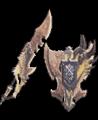 凶豺龙盾斧Ⅱ