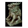 麒麟青铜像
