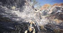 《怪物猎人世界》盾斧全升级路线最终形态图鉴一览