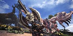 《怪物猎人世界》pc盾斧超解操作视频教程 pc盾斧怎么使用超解?
