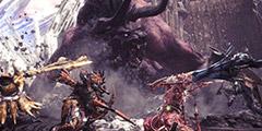 《怪物猎人世界》弓单刷贝希摩斯打法视频分享 弓怎么单刷贝希摩斯?