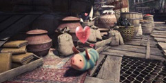 《怪物猎人世界》太刀招式演示及pc开荒技巧视频分享
