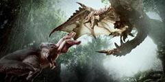 《怪物猎人世界》铳枪站撸力战尸套龙视频分享 尸套龙怎么打?