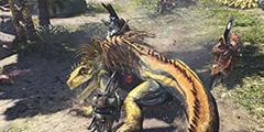 《怪物猎人世界》大凶豺龙北通手柄新手打法操作教程 pc手柄操作方法介绍